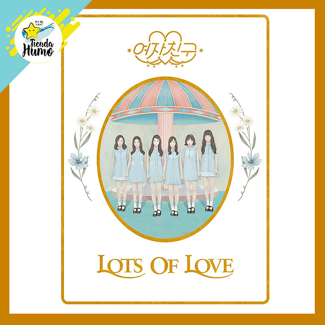 GFRIEND - LOL (LOTS OF LOVE Ver.)