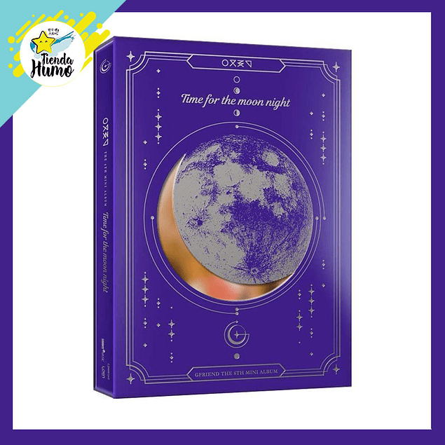 GFRIEND - TIME FOR THE MOON NIGHT (NIGHT Ver.)