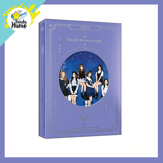 GFRIEND - TIME FOR THE MOON NIGHT (TIME Ver.)