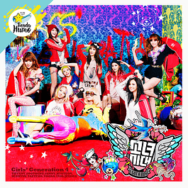 GIRLS GENERATION - I GOT A BOY (GROUP Ver.)