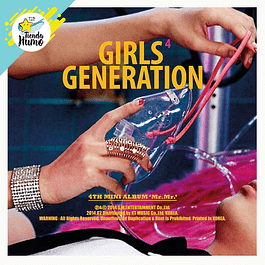 GIRLS GENERATION - MR. MR.