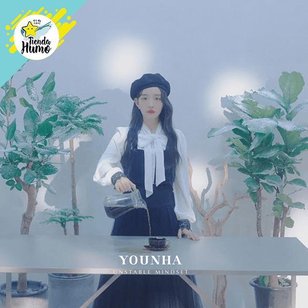 YOUNHA - UNSTABLE MINDSET