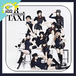 GIRLS GENERATION - MR. TAXI