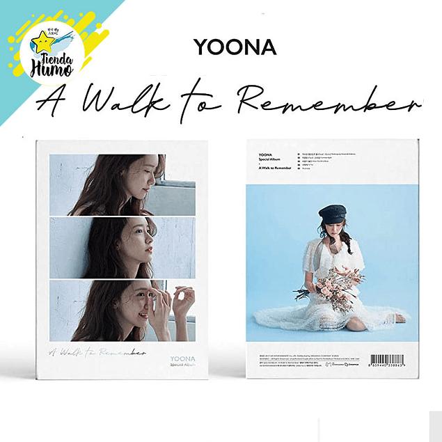 GIRLS GENERATION YOONA - A WALK TO REMEMBER