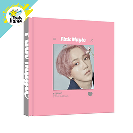 SUPER JUNIOR YESUNG - PINK MAGIC (PINK Ver.)