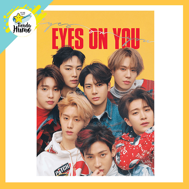 GOT7 - EYES ON YOU (ON Ver.)