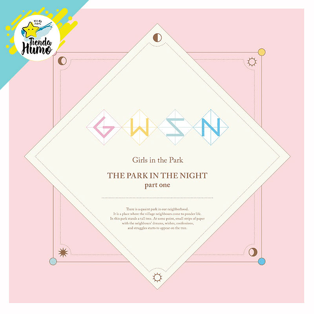 GWSN - THE PARK IN THE NIGHT PART. 01
