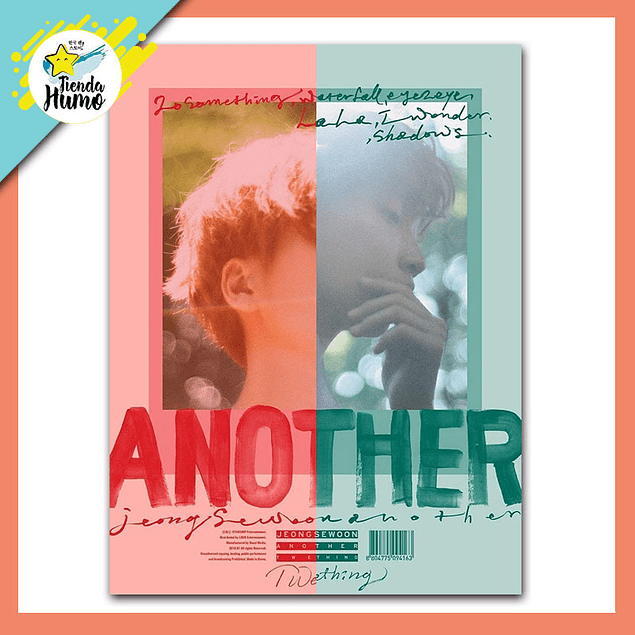 JEONG SE WOON - ANOTHER