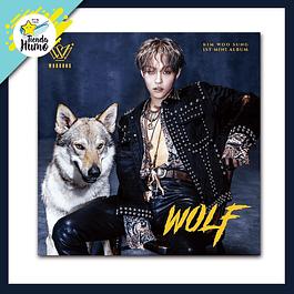 KIM WOO SUNG - WOLF
