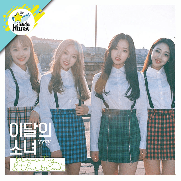 LOONA - BEAUTY AND THE BEAT