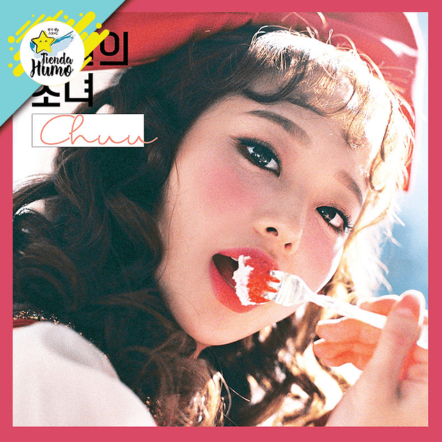 LOONA - CHUU SINGLE ALBUM