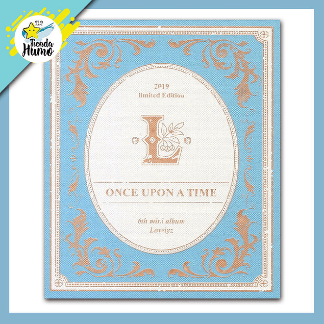 LOVELYZ - ONCE UPON A TIME (LIMITED Ver.)