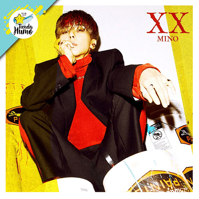 WINNER MINO - XX (RANDOM VER)