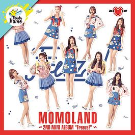 MOMOLAND - FREEZE