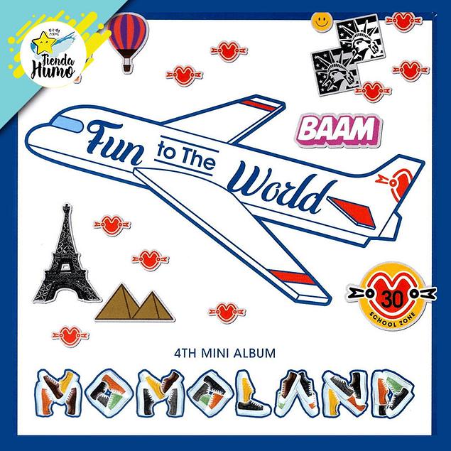 MOMOLAND - FUN THE WORLD