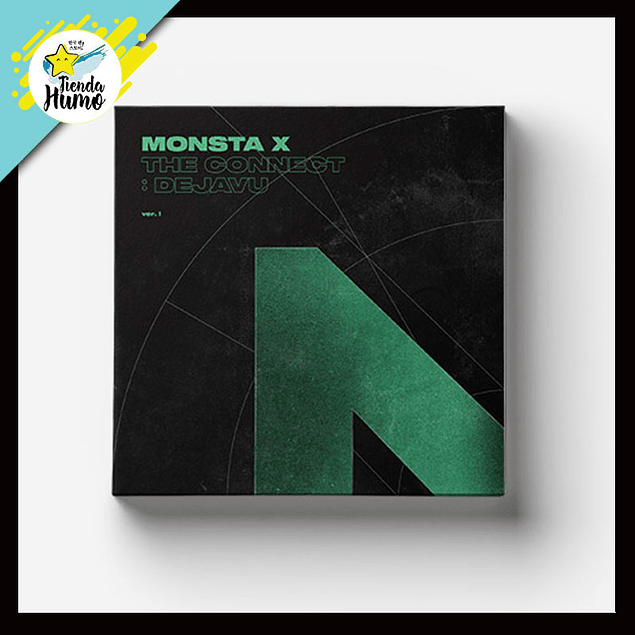 MONSTA X - THE CONNECT (Ver. 1)