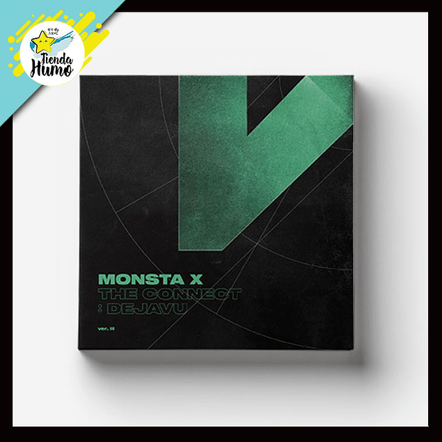 MONSTA X - THE CONNECT (Ver. 3)
