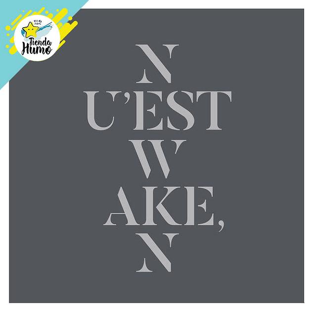 NU'EST W - WAKE,N