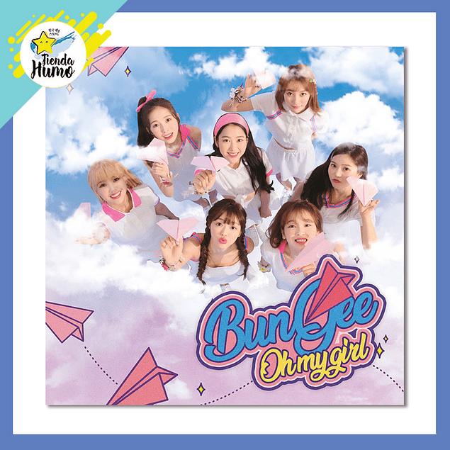 OH MY GIRL - BUNGEE (FALL IN LOVE)