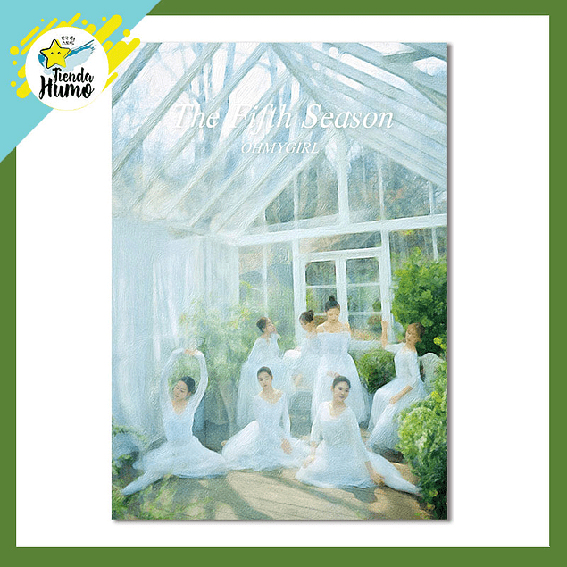 OH MY GIRL - THE FIFTH SEASON (DRAWING Ver.)