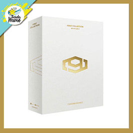 SF9 - FIRST COLLECTION (GOLDEN RATED Ver.)