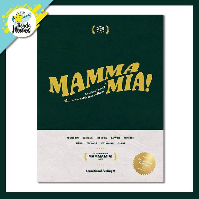 SF9 - MAMMA MIA (SPECIAL Ver.)