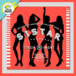 SISTAR - TOUCH AND MOVE