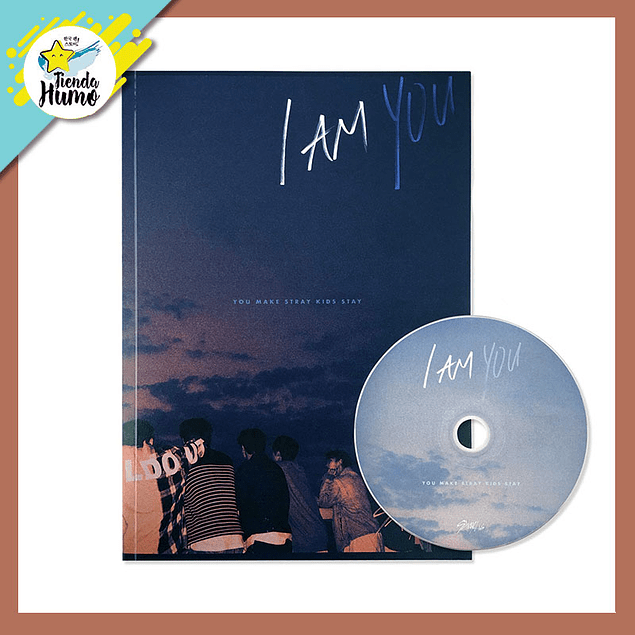 STRAY KIDS - I AM YOU (YOU Ver.)