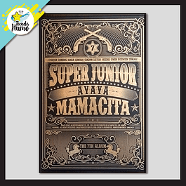 SUPER JUNIOR - MAMACITA (A Ver.)