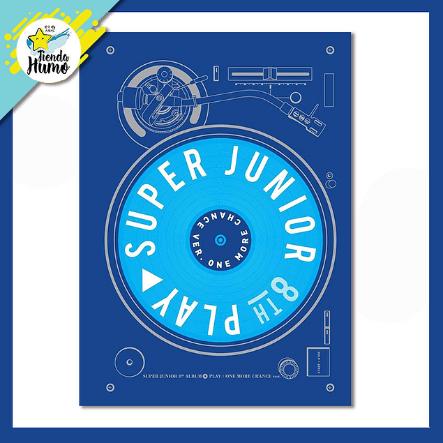 SUPER JUNIOR - PLAY (ONE MORE CHANCE Ver.)