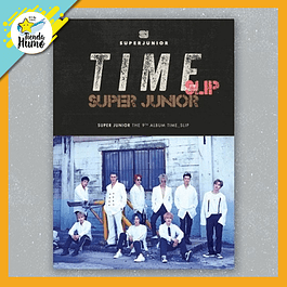 SUPER JUNIOR - TIME SLIP (GROUP Ver.)