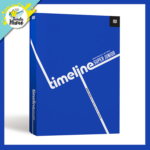 SUPER JUNIOR - TIMELINE