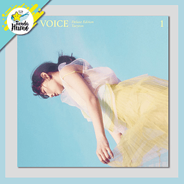 GIRLS GENERATION TAEYEON - MY VOICE DELUXE EDITION (SKY Ver.)