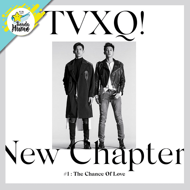 TVXQ - NEW CHAPTER 1