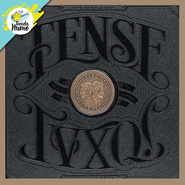 TVXQ - TENSE (BLACK Ver.)