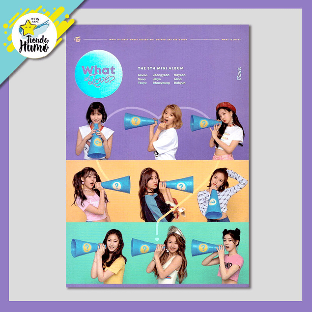 TWICE - WHAT IS LOVE (B Ver.)