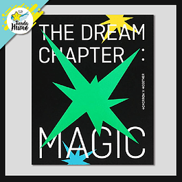TXT - THE DREAM CHAPTER : MAGIC (ARCADIA Ver.)