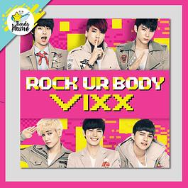 VIXX - ROCK UR BODY