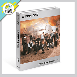 WANNA ONE - POWER OF DESTINY (ADVENTURE Ver.)