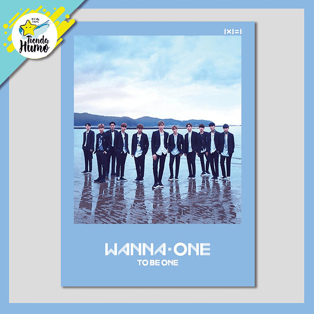 WANNA ONE - TO BE ONE (SKY Ver.)