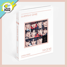 WANNA ONE - UNIDIVIDED (WANNA ONE Ver.)