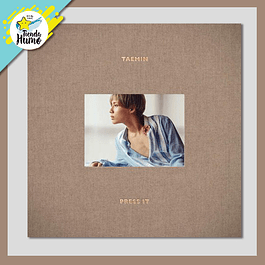 SHINEE TAEMIN - PRESS IT (C Ver.)