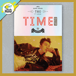 SUPER JUNIOR - TIME SLIP (DONGHAE Ver.)