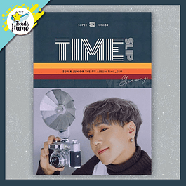 SUPER JUNIOR - TIME SLIP (YESUNG Ver.)