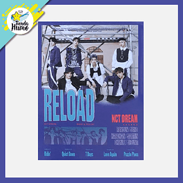 NCT DREAM - RELOAD (ROLLIN' Ver.)