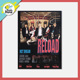 NCT DREAM - RELOAD (RIDIN' Ver.)