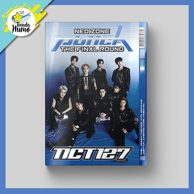 NCT 127 - NEO ZONE : THE FINAL ROUND (1ST PLAYER Ver.)