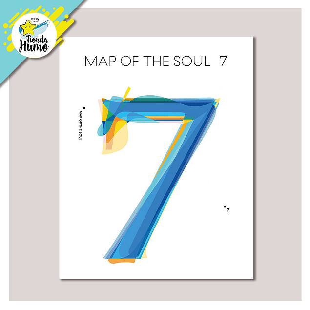 BTS - MAP OF THE SOUL 7 (Ver. 4)