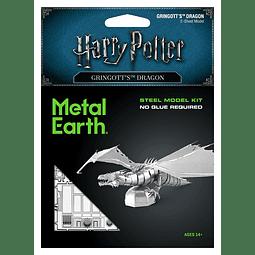 Gringotts Dragon  Harry Potter