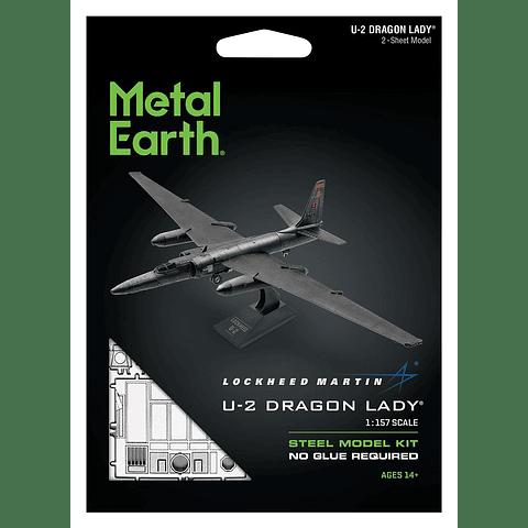 Avión Lady Dragón U2